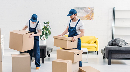 stěhování bytů